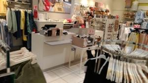 Photo du magasin Camaïeu, qui détient la palme de l'inaccessibilité
